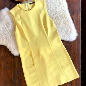 Zara • Yellow Pencil Dress